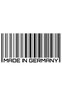 Autoaufkleber - Made in Germany